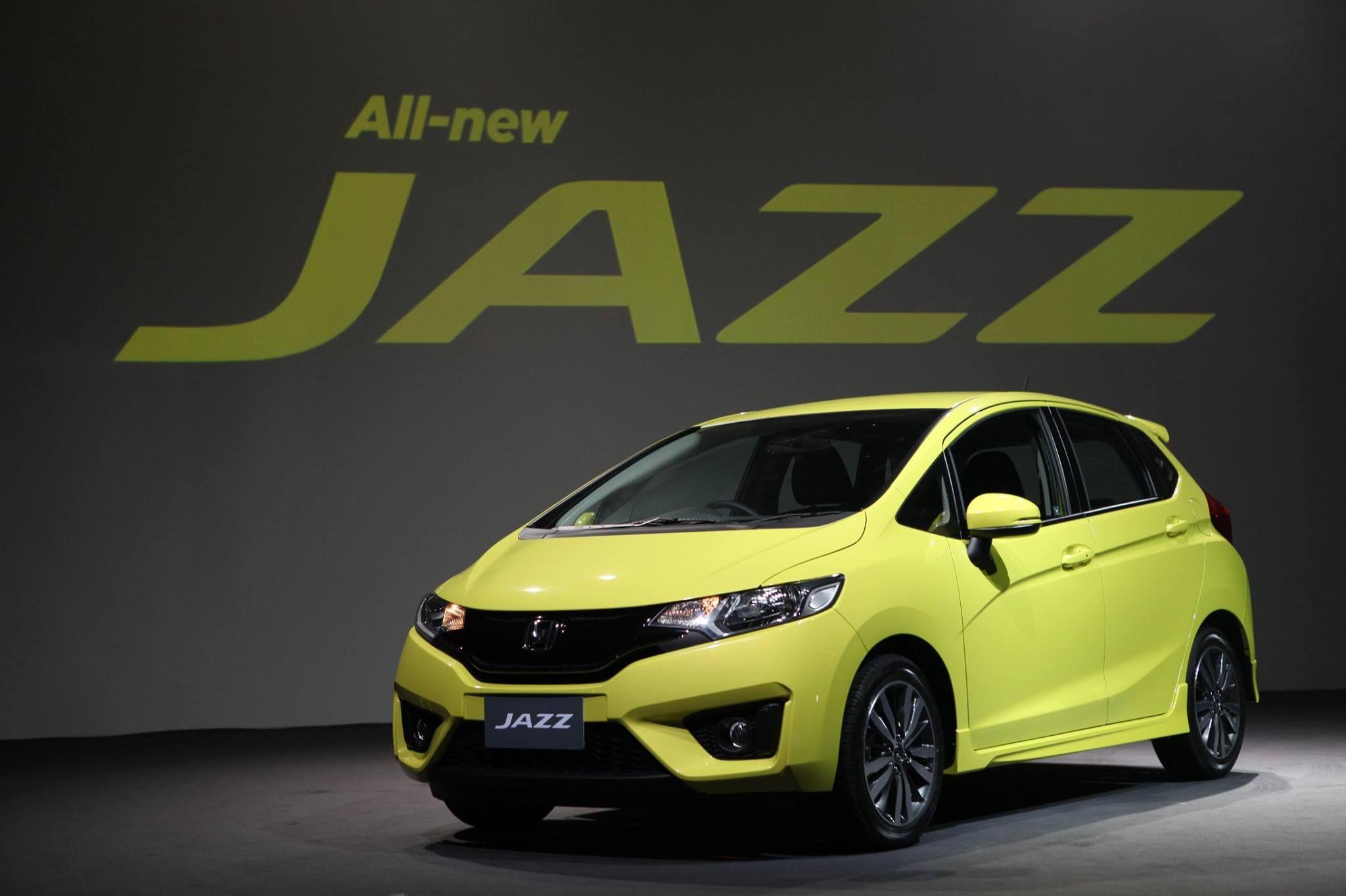 Honda all new honda jazz 2014