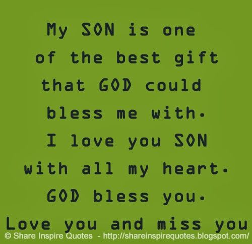 God Bless My Brothers And Sisters Mother And Son Quotes