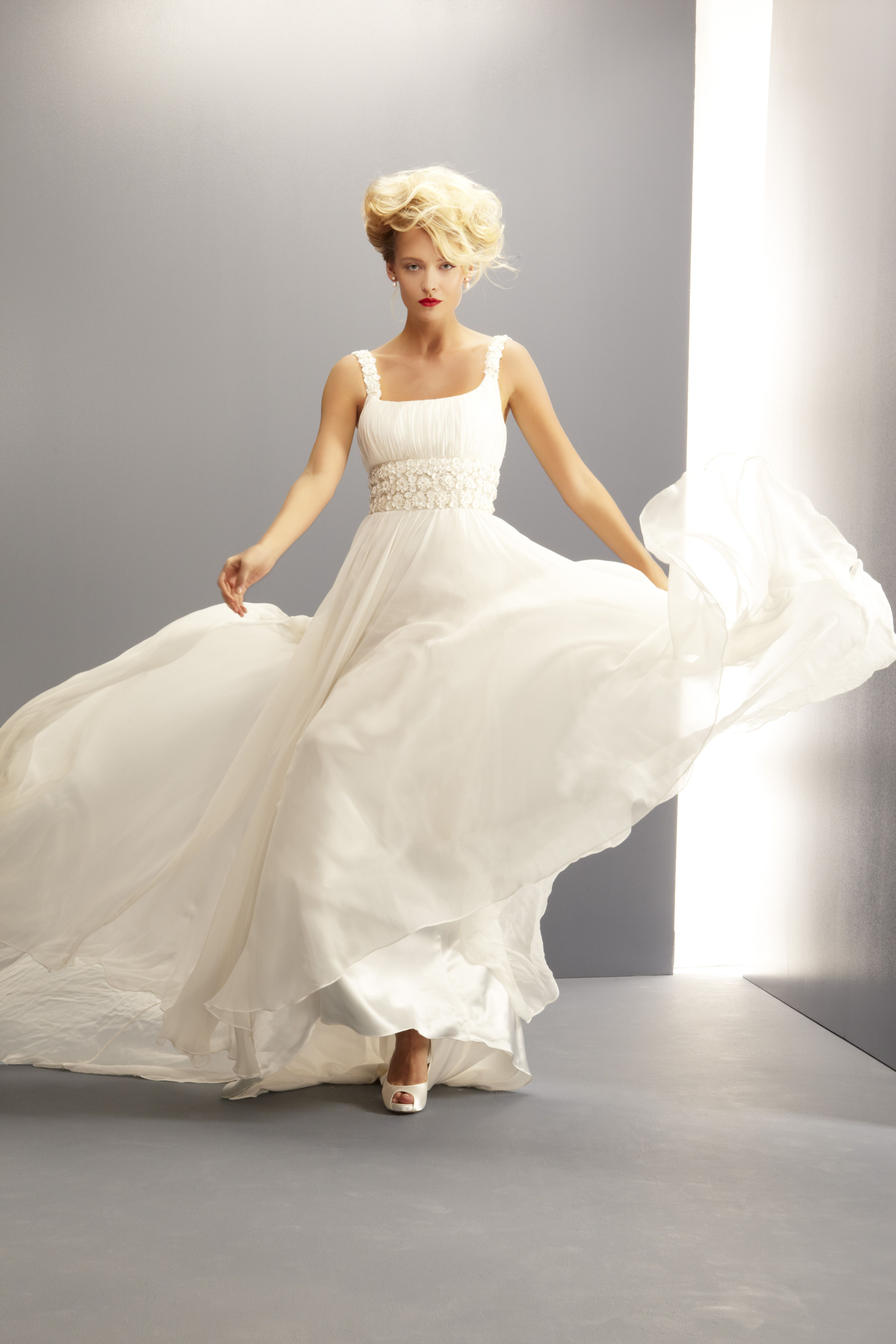 Picture Of Delightful Wedding Dress