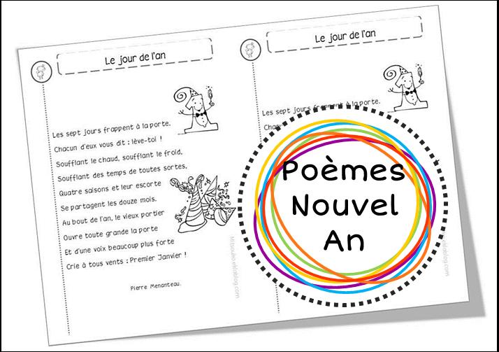 Poèmes Pour Le Passage Au Nouvel An Et Célébrer La Nouvelle