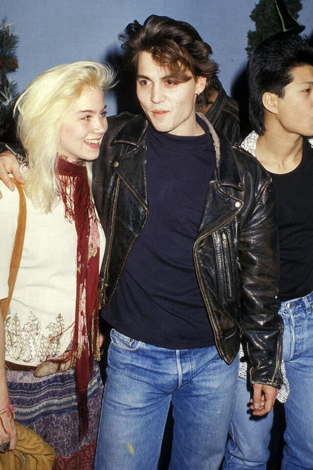 Jd And Christina Applegate Early 90s Daddies In 2019