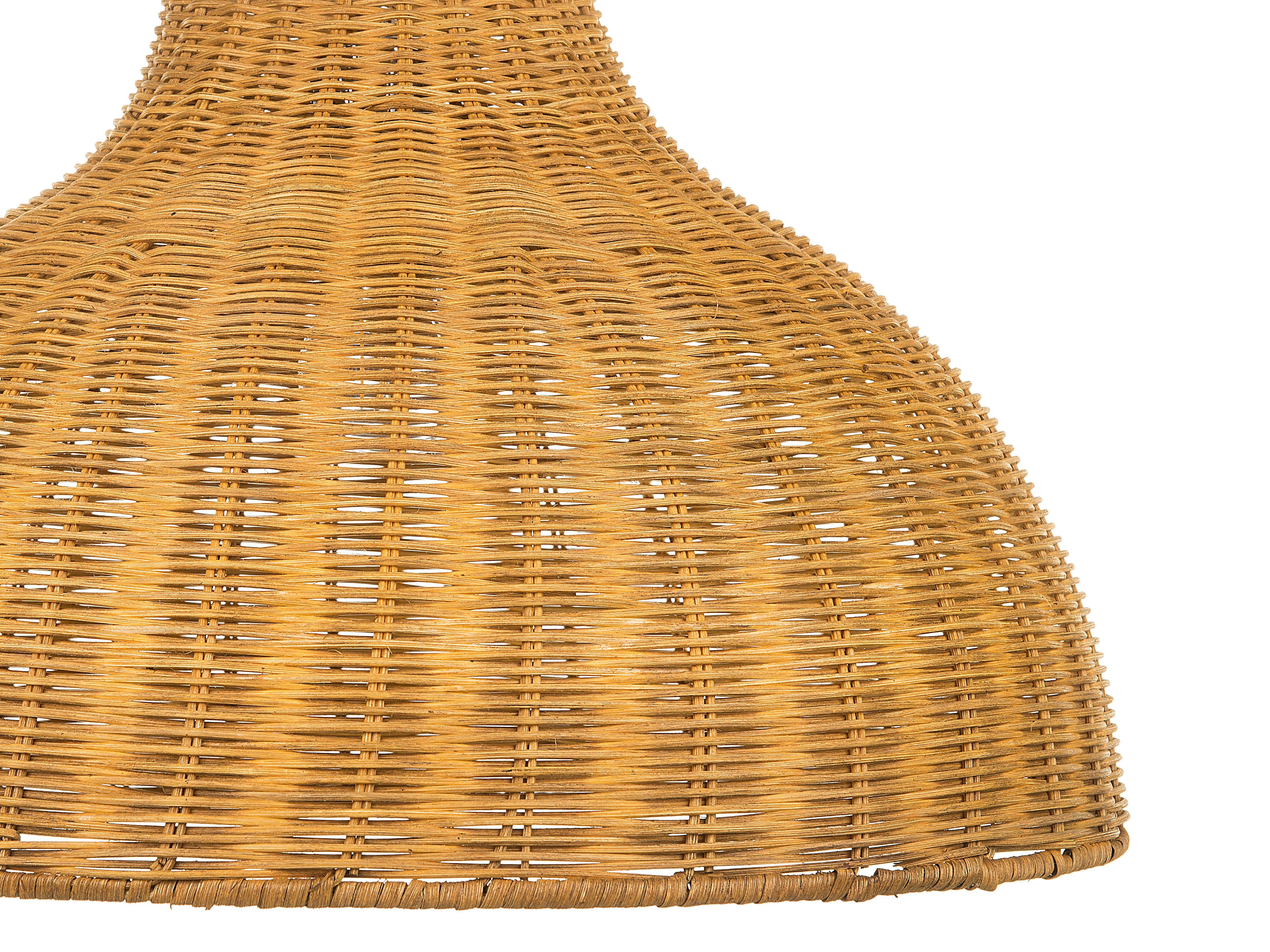 Photo of Lampada a sospensione in legno chiaro MILLIAN