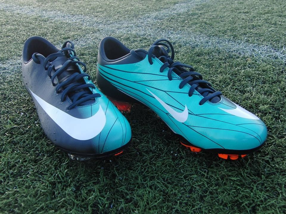 Nike Vapor Superfly 2 Dark Blue Soccer Cleats Nike Soccer Boots Soccer Shoes