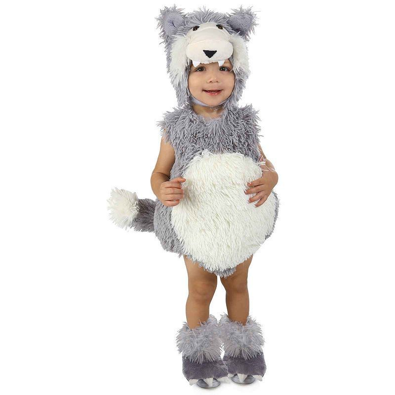 Vintage Wolf Costume - Baby, Infant Boy\u0027s, Size 12-18MONTH - 18 month halloween costume ideas