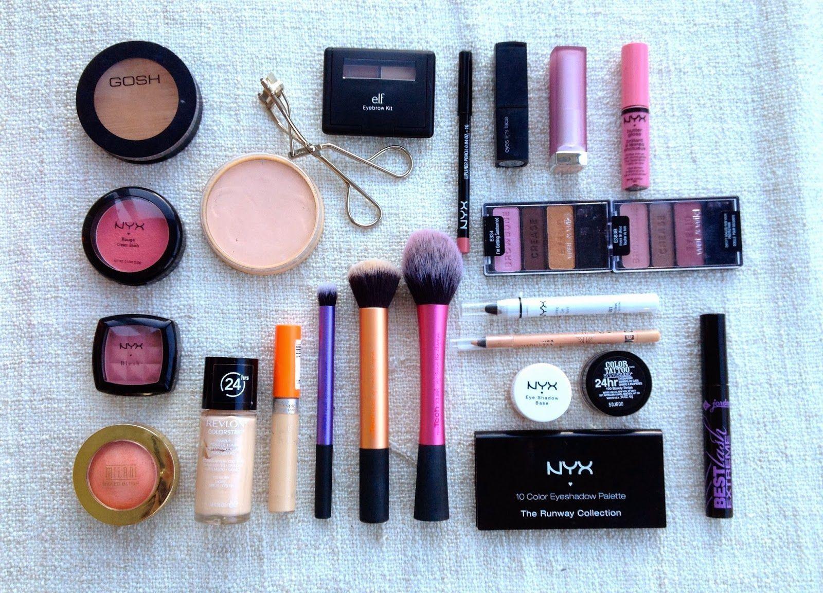 Simple makeup starter kit makeup starter kit beauty