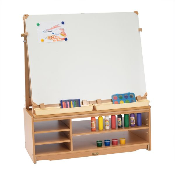 Art Island w/ Easel Trays from Montessori Outlet | Parenting ...