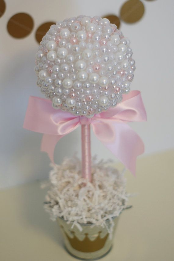 craft ideas homemade bridal shower decoration%0A Baptism centerpieces