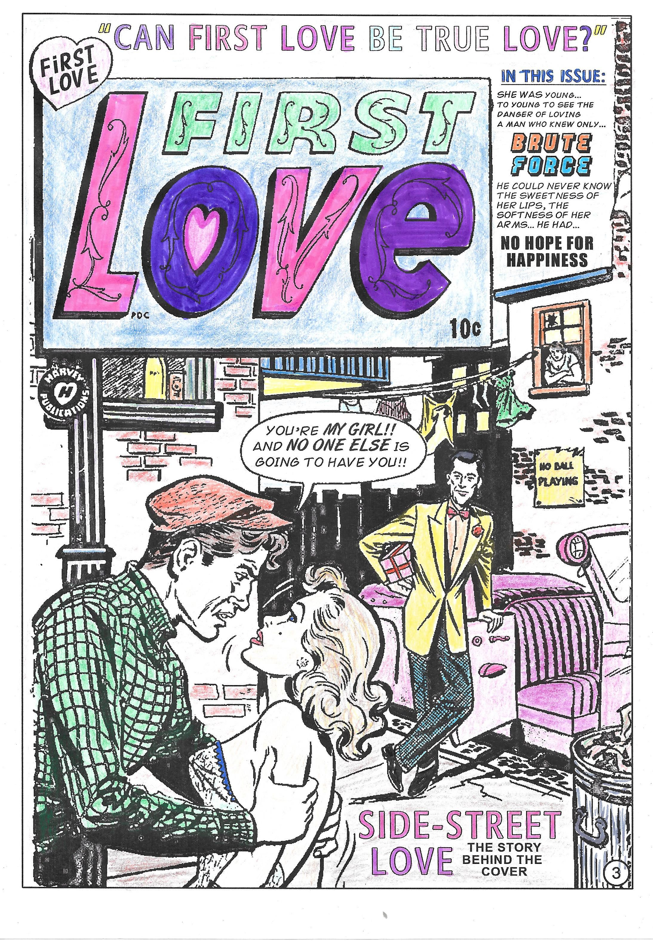 Looking for Coloring inspiration? Visit Romance Comic ...