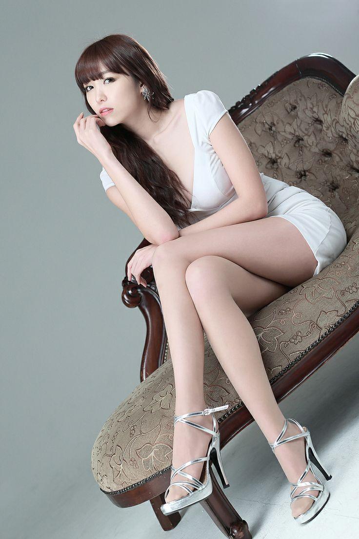 hot girl Asian heels japanese high