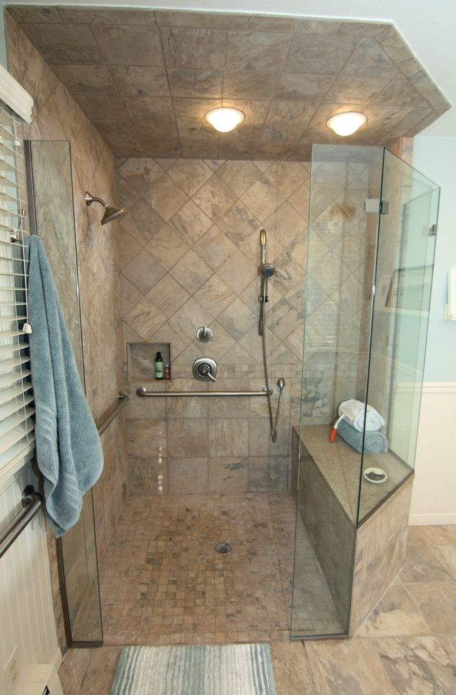 Walk In Shower Remodel Bathroom Traditional With Bathrooms By Gorgeous Bathrooms With Walk In Showers Concept