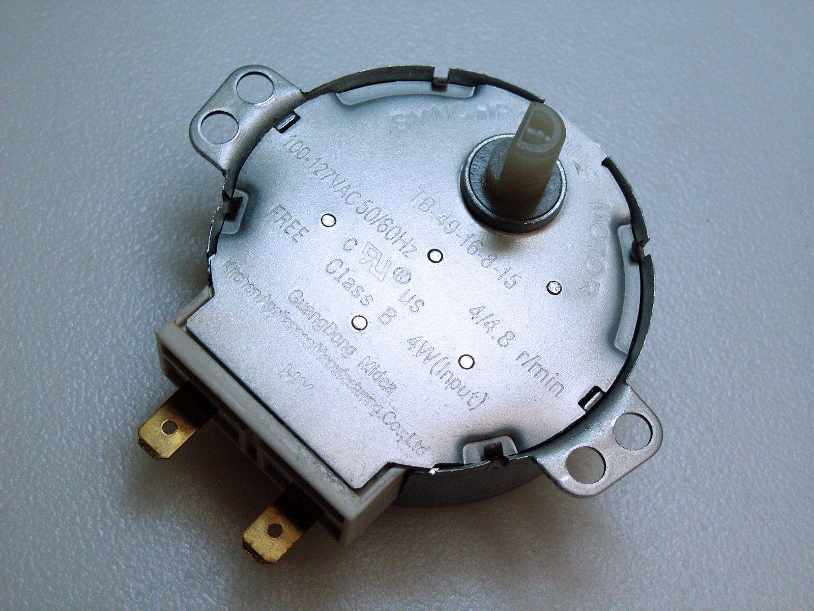 Genuine Frigidaire 5304408980 AP2151259 PS471476 Microwave Turntable Motor