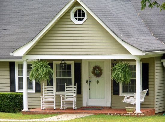 Small Porch Designs Can Have Massive Appeal Porch Design Small