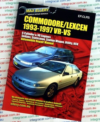 holden commodore vr vs lexcen repair manual 1993 1997 ellery rh pinterest com 1997 chevy cavalier repair manual free download 1997 chevy cavalier repair manual free download
