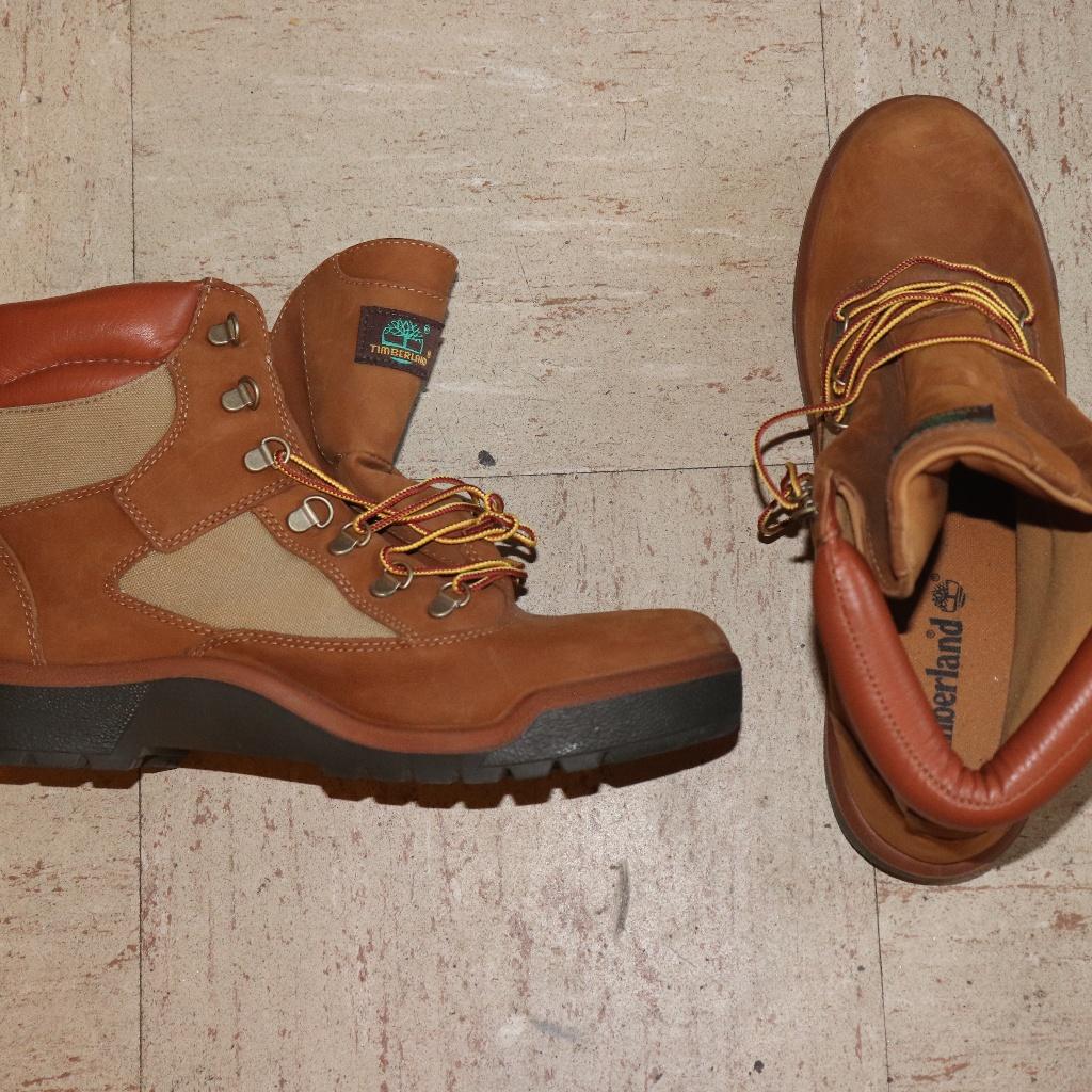 Timberland Shoes Herrens TimberlandsFarge: BrownTan Herrens Timberlands Color: BrownTan