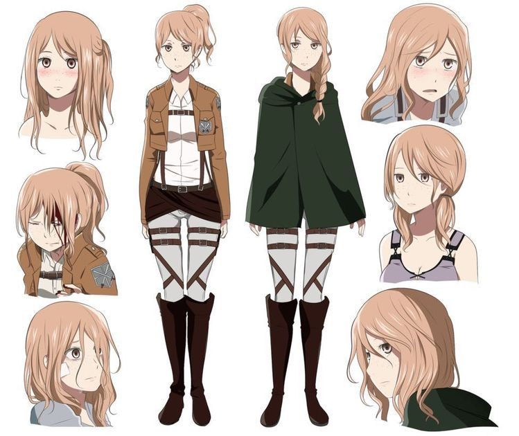 Pin by rex on aotsnk attack on titan art character