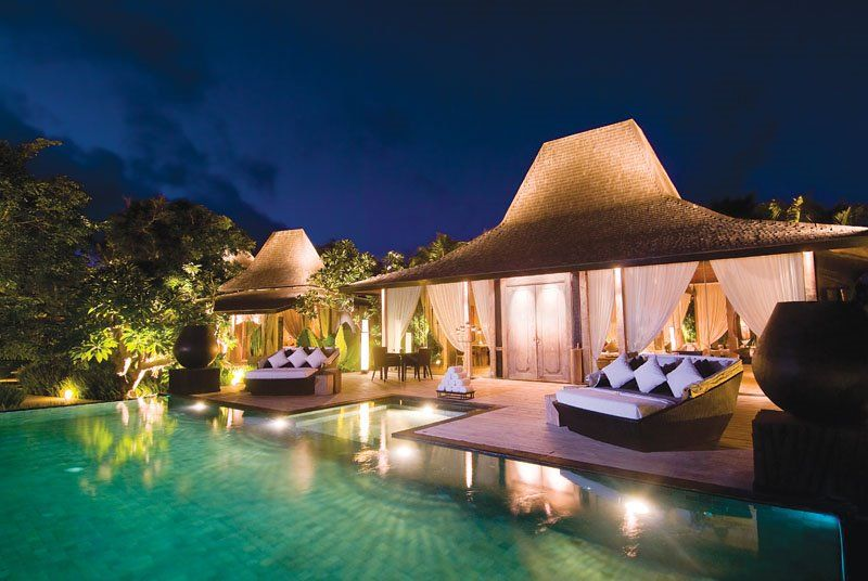 Khayangan Estate is breathtakingly beautiful and unimaginably magical. From the Sanskrit w...