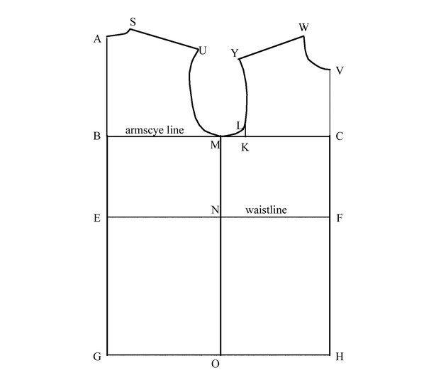 Pattern Drafting 101 The Men S Shirt Block Mens Shirt Pattern