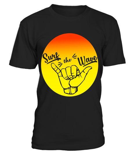 ff6644b735 Shaka Hang Loose Shirt - Hawaii Surfing T-Shirt . Special Offer, not ...