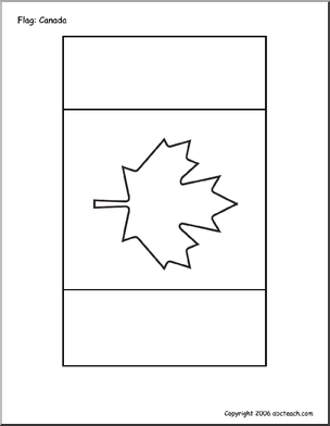 Geography for Kids: FREE printable Canada Flag | Geography for Kids ...