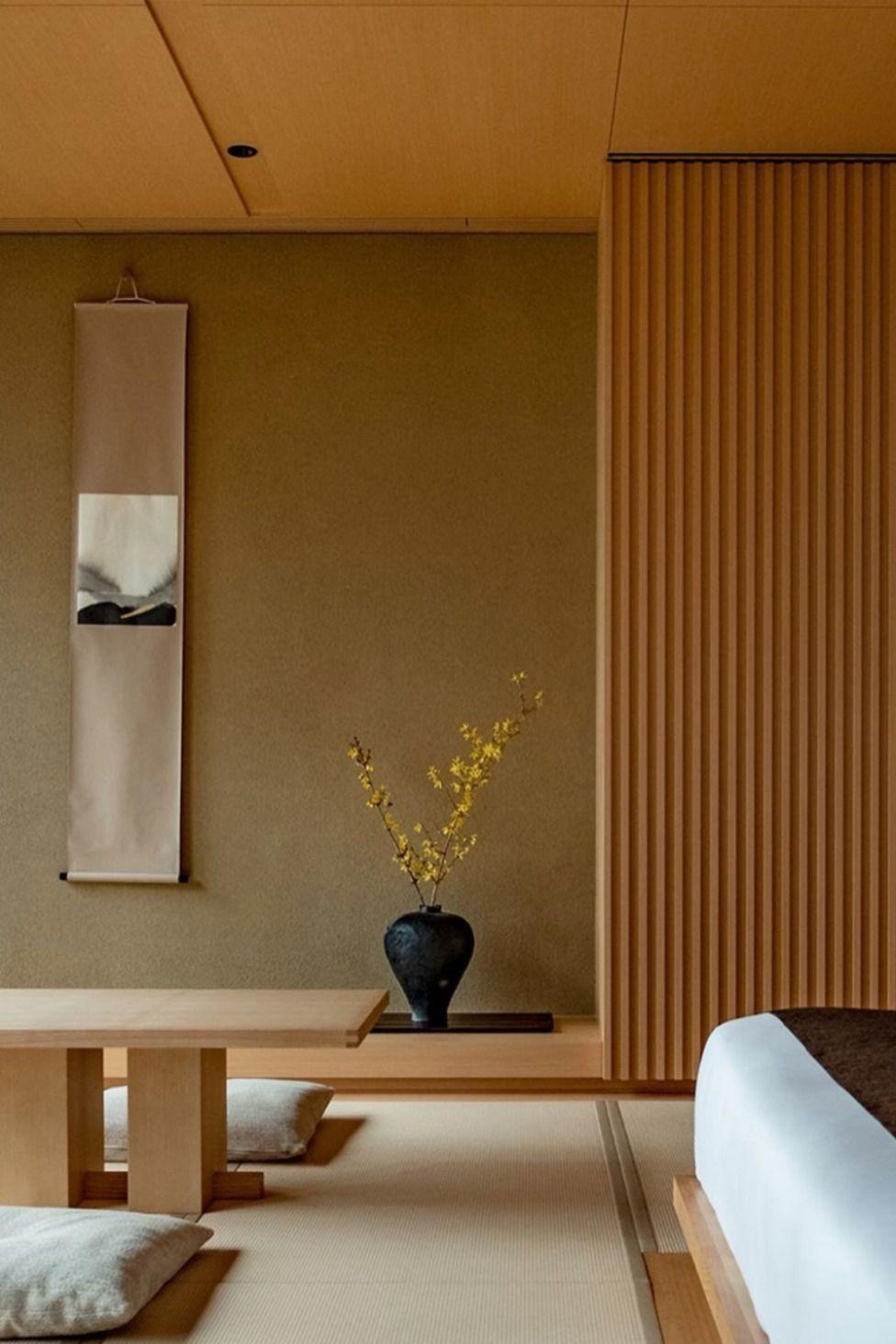 Interior Inspiration To Kick Start Your Week Modern Japanese Interior Zen Interiors Japan Interior