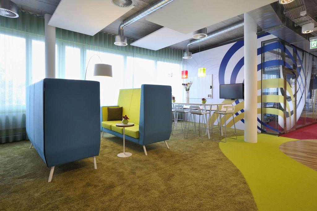 Office Tour Unilever Offices Zurich Office Interiors Office Interior Design Lounge Design