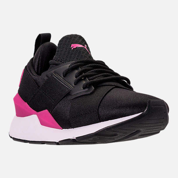 Girls' Big Kids' Puma Muse Jr. Casual Shoes in 2019