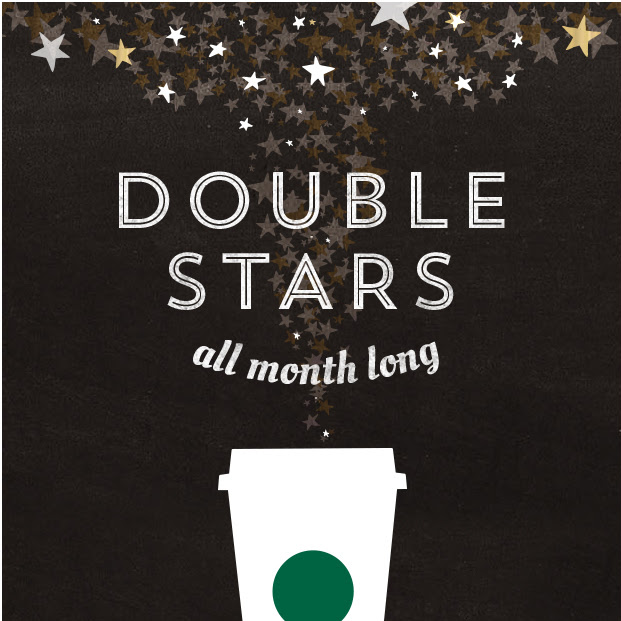 Earn Double Stars in August with Starbucks Rewards http://t.co/BXClO9KHcE