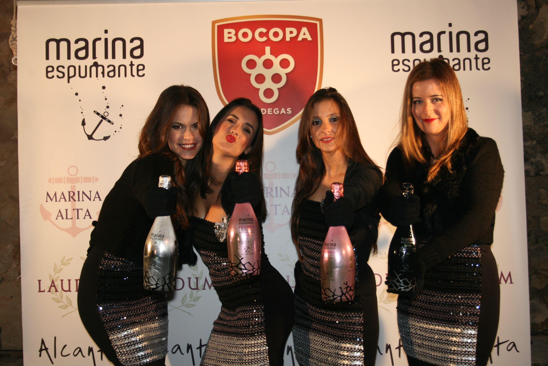 Marina Espumante Girls