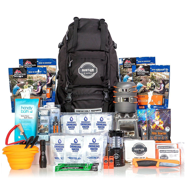 10 best survival food kits survival bag emergency