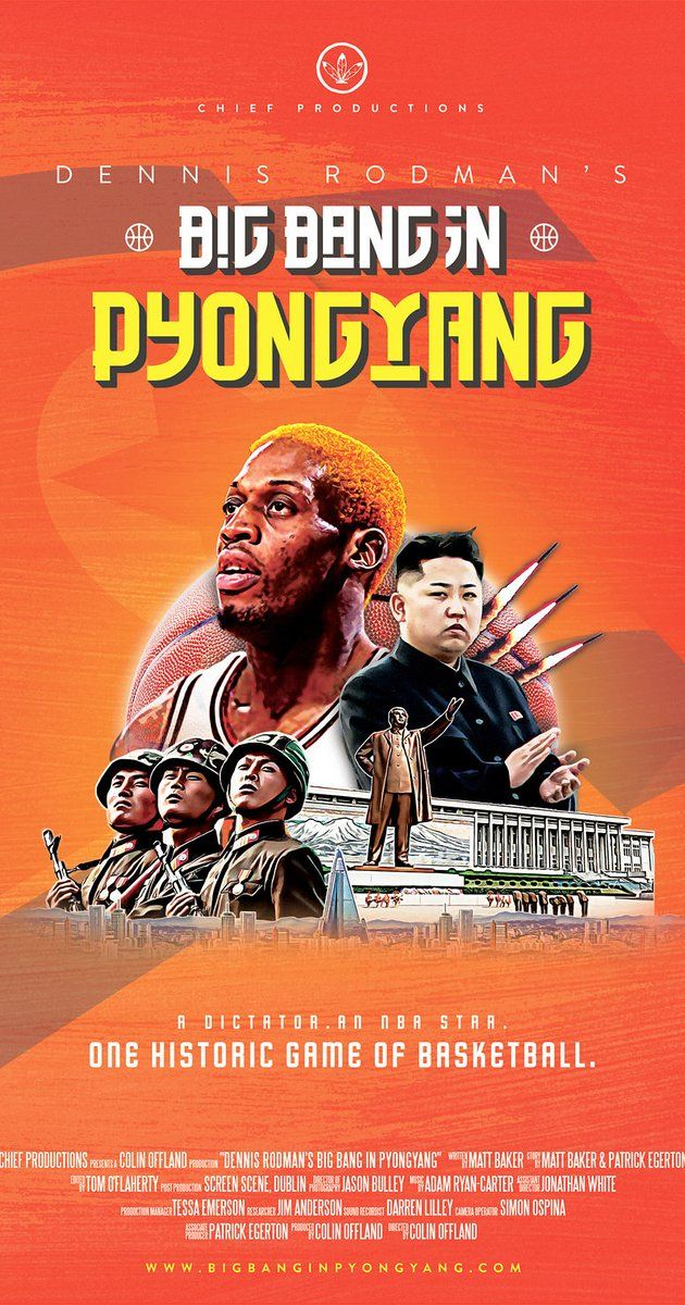 Dennis Rodman's Big Bang in PyongYang