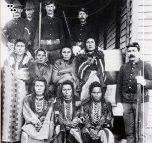 attitudes of native americans towards white men The inordinate indulgence of indians in spiritous liquors is one of the most  the  habits of white americans who-spurred on by prevailing attitudes and federal.