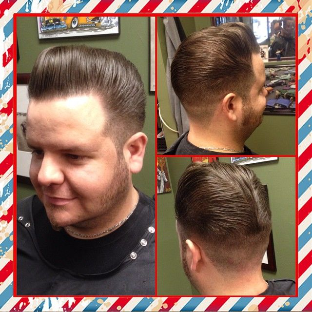 Chris The Barber San Antonio Pompadour King Homie Anthony