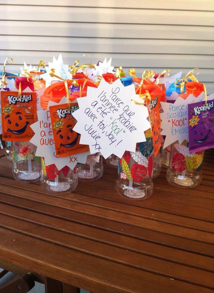 Cadeau De Fin D Année : cadeau, année, Cadeau, élèves!, Student, Teacher, Gifts,, School, Gifts