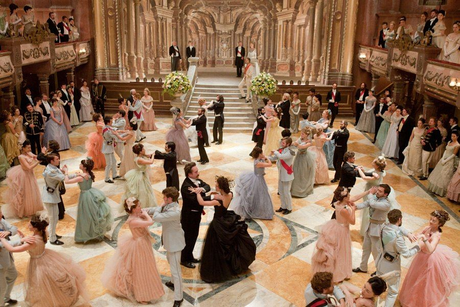 The Oscar Nominated Sets Of Lincoln Anna Karenina The Hobbit And More Princess Aesthetic Anna Karenina The Selection