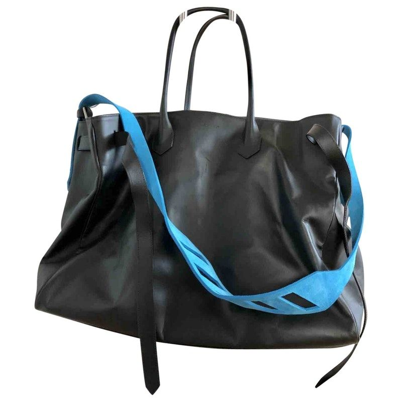 77ee6e36a68f 1280 Buy your leather 48h bag OFF WHITE on Vestiaire Collective