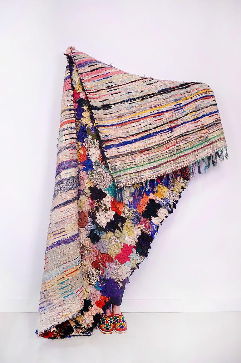 Boucherouite Hoher Atlas Marokko Berber Teppich Www Studioartisan De Berber Teppich Teppich Berber
