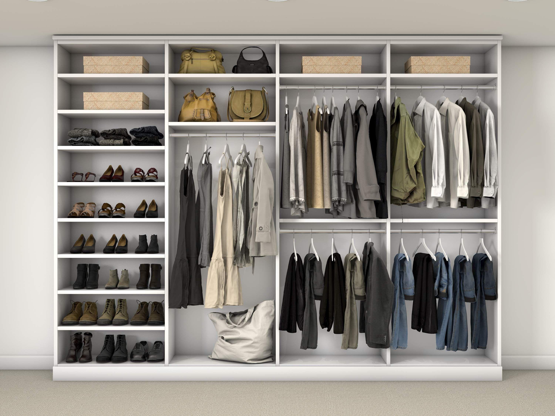 Luxury Closets   Custom Closet Designs By TCS Closets