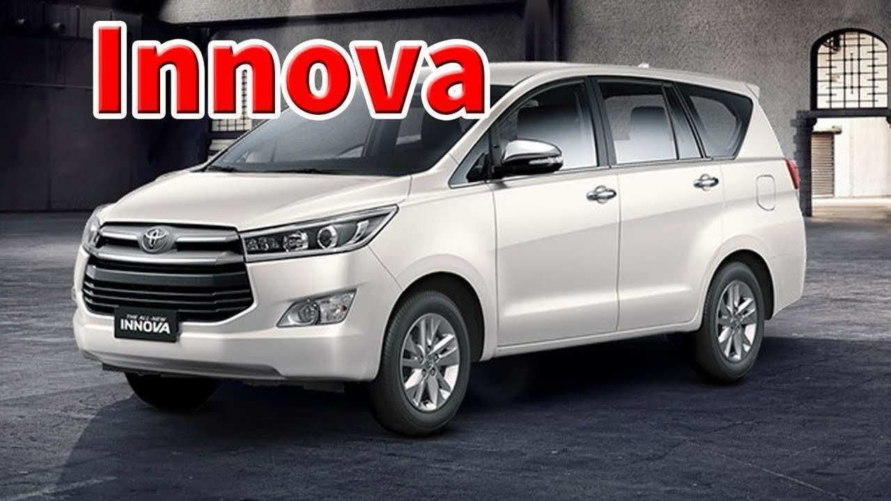 Toyota Innova 2020 Price And Release Date For Toyota Innova 2020 Overview Di 2020