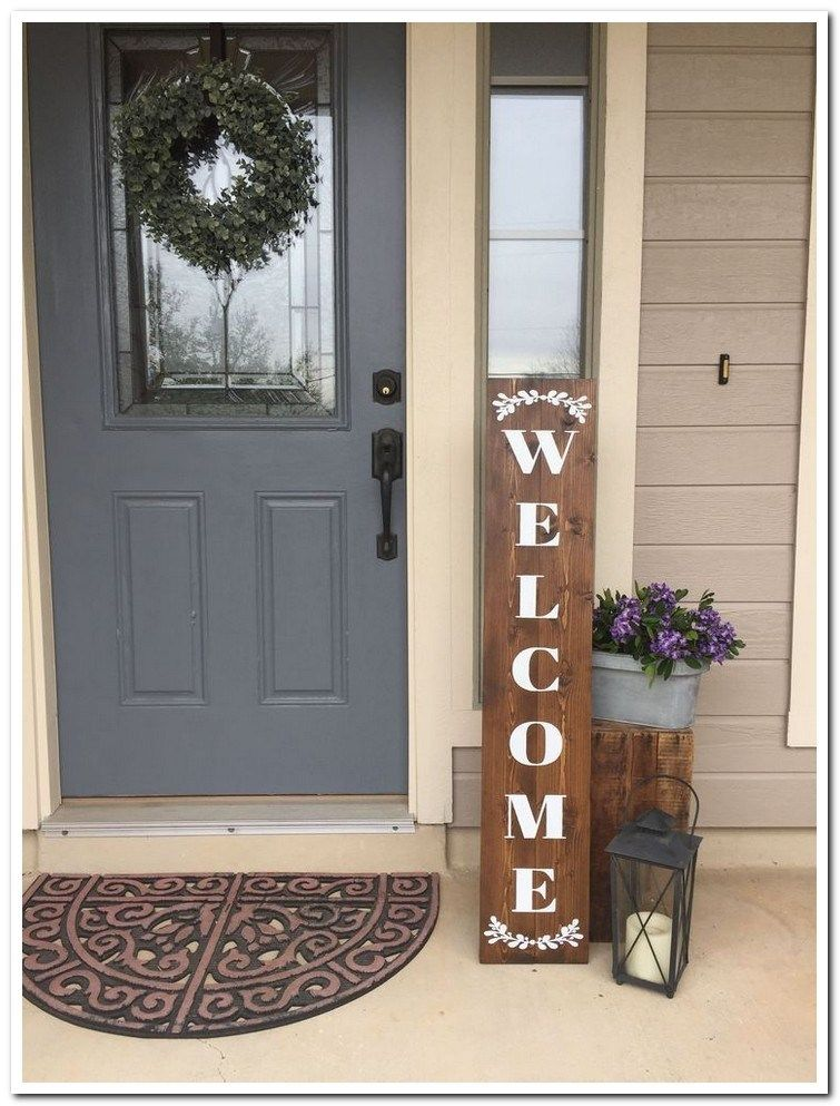 49 small front porch decor ideas 14 #smallporchdecorating