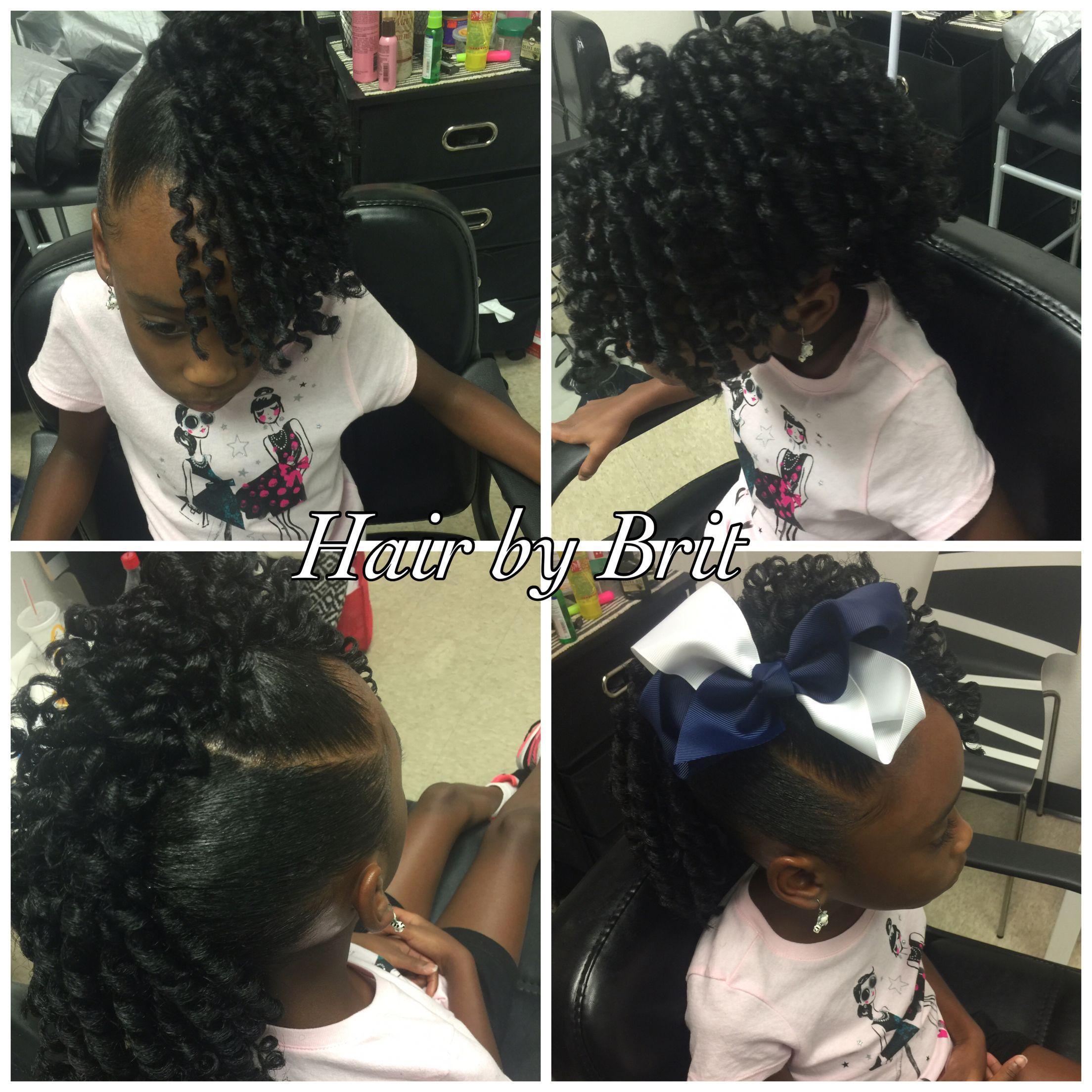 Braidless Crochet Braidless Crochet Crochet Hair Styles Kids Crochet Hairstyles