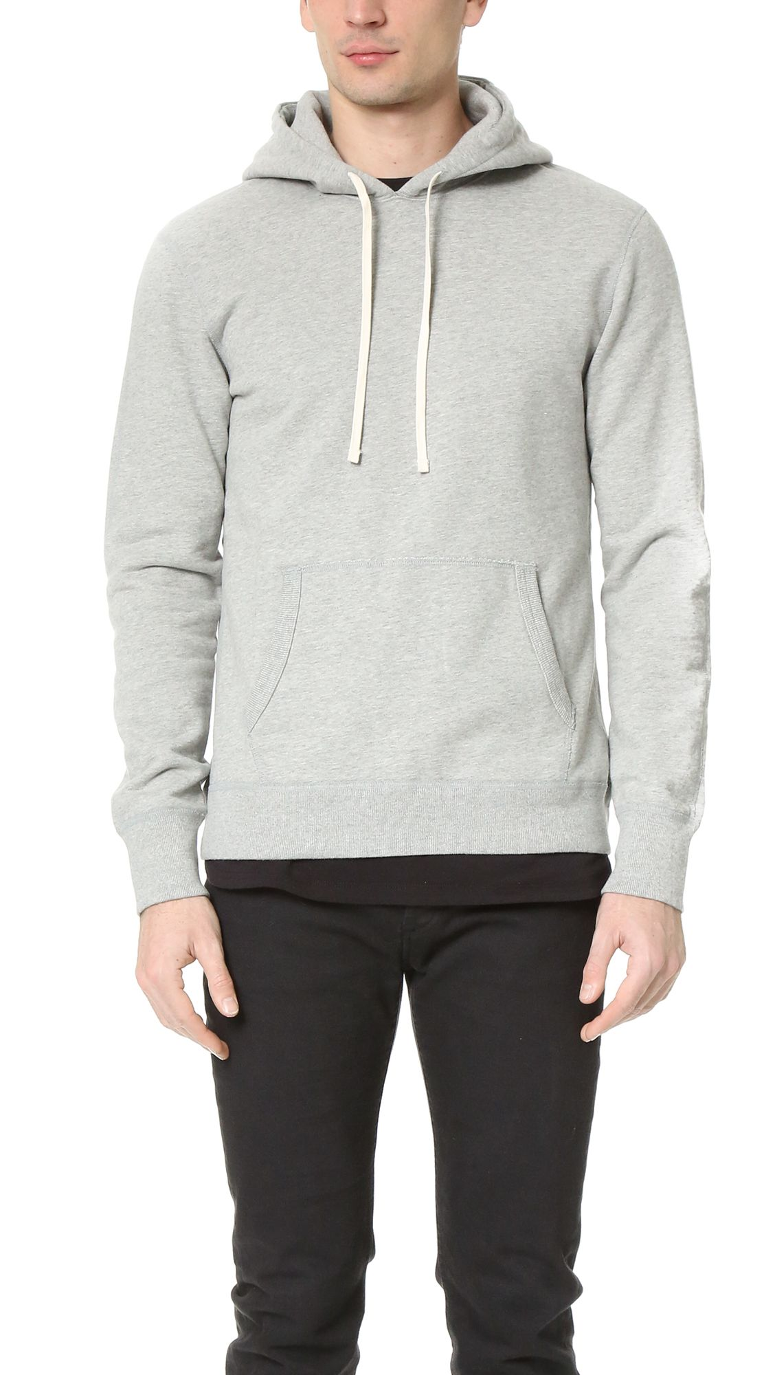 REIGNING CHAMP Mid Weight Terry Pullover Hoodie.  reigningchamp  cloth   hoodie 9a2cdbcecf6