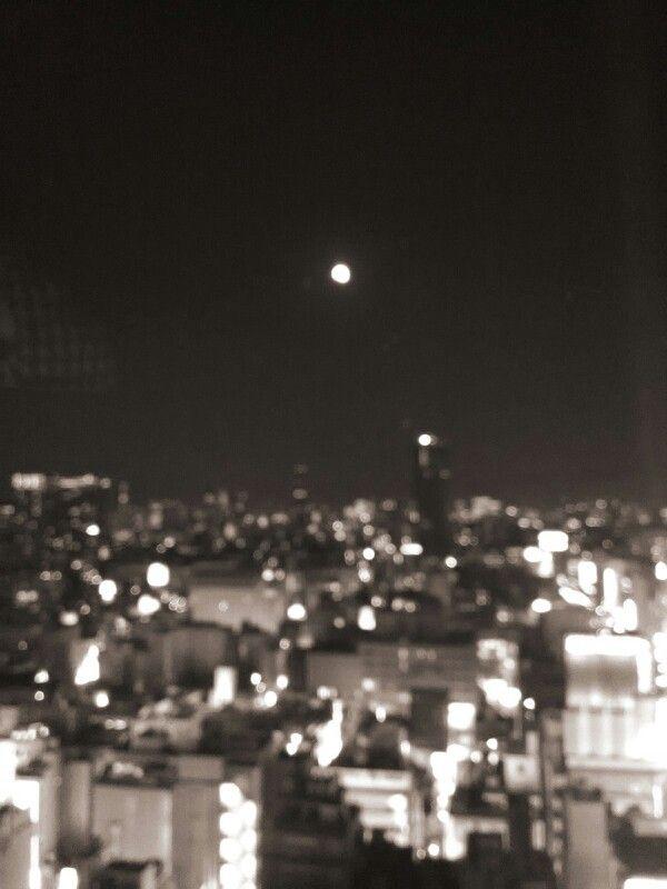 Tokyo 月蝕 2014/10