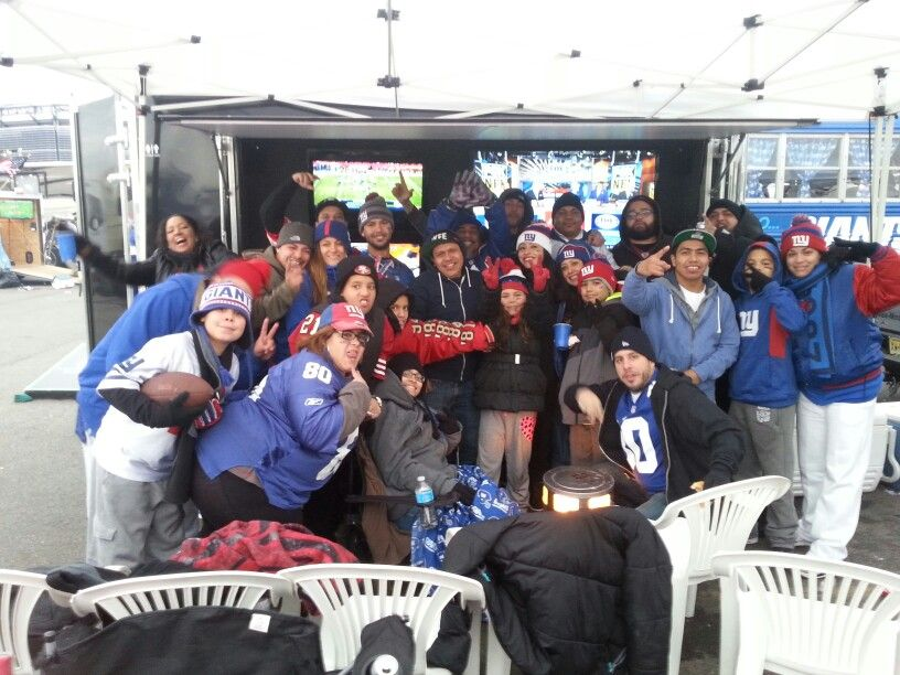 Man Cave Rentals : Giants vs 49ers tailgate trailer rental parties by man