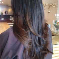 Balayage Hair Black Indian Google Search Black Hair Balayage Asian Hair Hair Highlights
