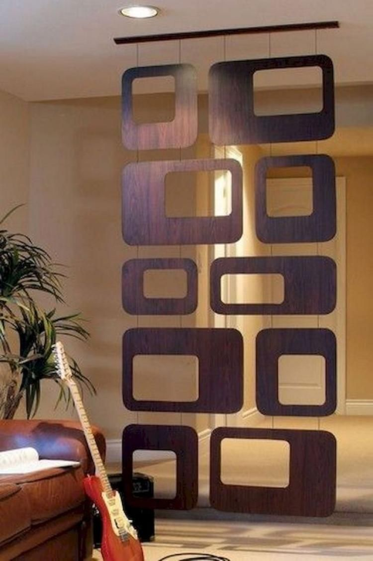 Unusual room divider ideas for small space hangingroomdivider