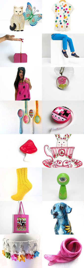 Confetti! by Kristin Morrison on Etsy--Pinned with TreasuryPin.com