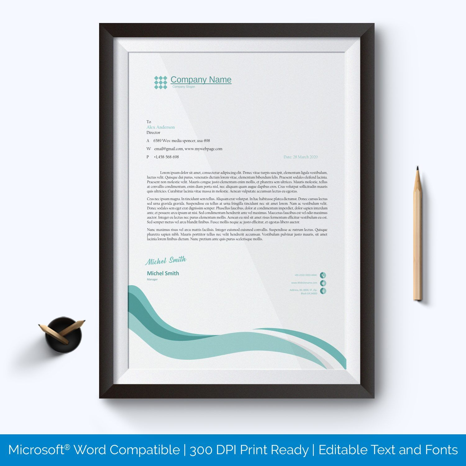 pin on letterhead templates team manager resume sample social media intern job description for clerk with no experience