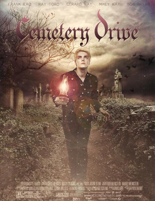 Cemetery Drive - My Chemical Romance fanart