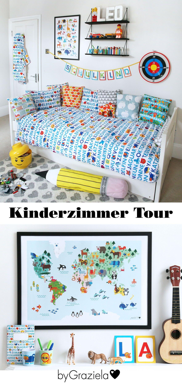 Kinderzimmer für Schulkinder Kinder zimmer, Kinderzimmer
