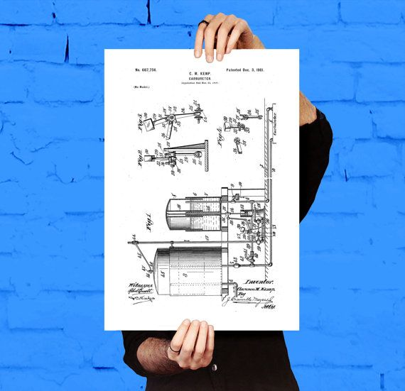 Carburetor poster carburetor patent carburetor print carburetor carburetor poster carburetor patent carburetor print carburetor art carburetor blueprint carburetor wall art car decor malvernweather Gallery
